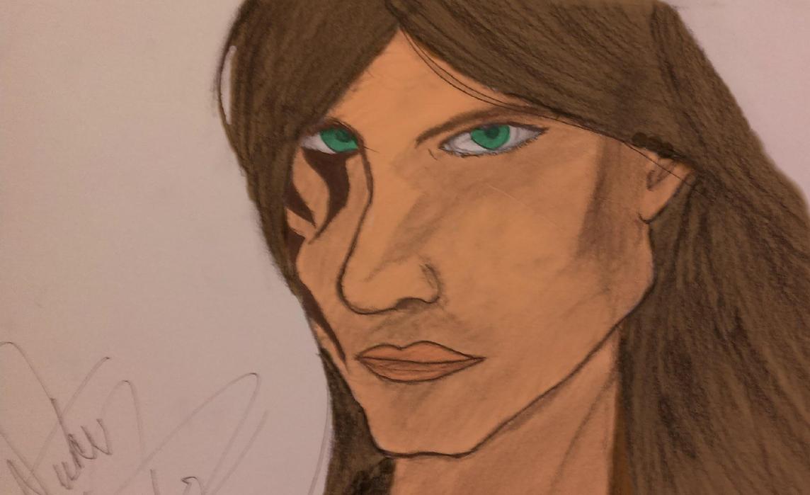 Warden Commander Sparrow by DevilChild192
