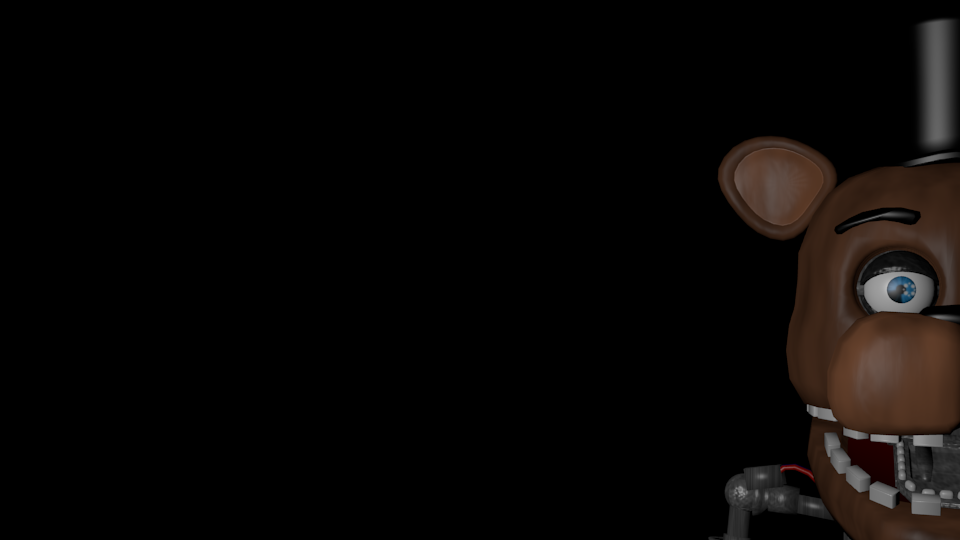 Withered freddy wip by gunkystuff on deviantart