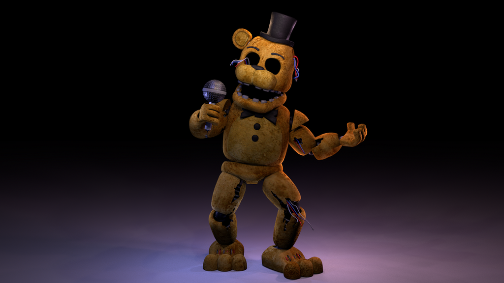 Fnaf 2015 Golden Freddy | www.pixshark.com - Images ...