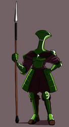the REAL real Mushroom Knight