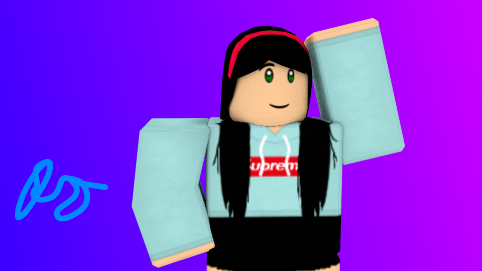 A Roblox Gfx By Oliviacxt On Deviantart
