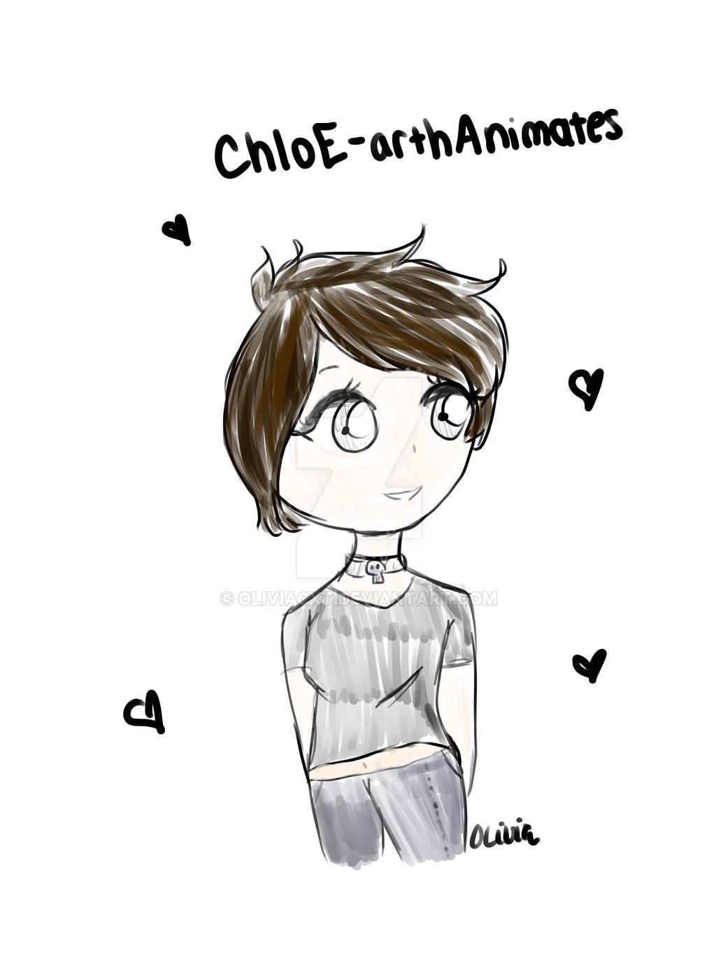 ChloE-arthAnimates by OliviaCxt