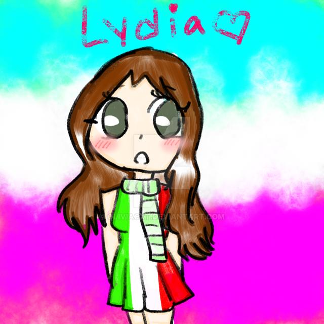 Lydia Lobina by OliviaCxt