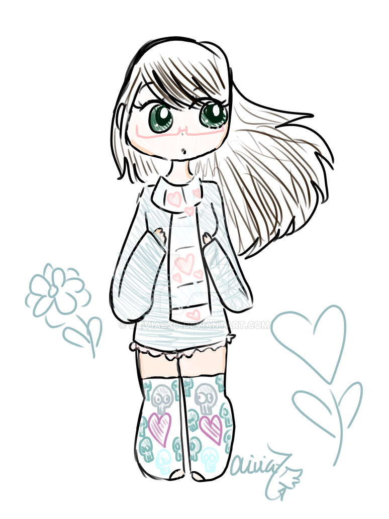 Spring outfit by OliviaCxt