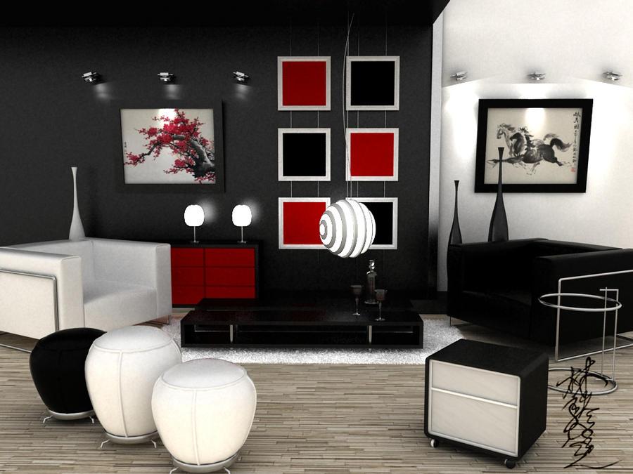living room - again by bobitz
