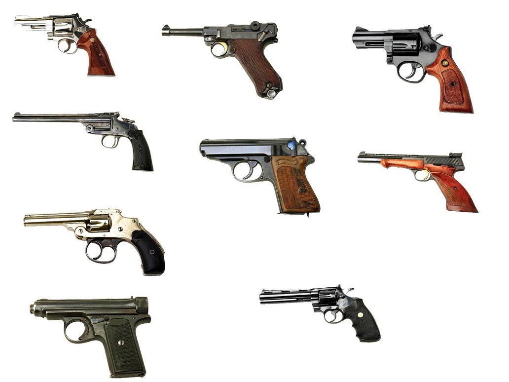 guns by puddlz
