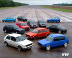 20 years of the gti