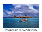 Postcard from heaven