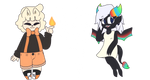Firealpaca-users mascot contest by JadeSlays