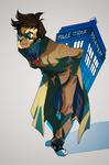 doctoring the TARDIS