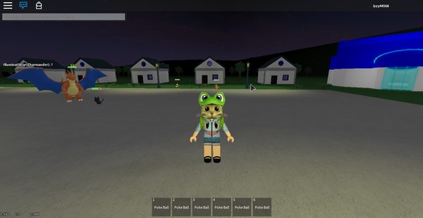 my profile in roblox! by pokemongirl223344