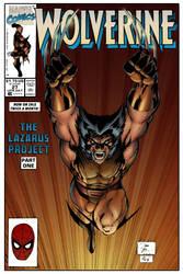 Wolverine #27 New by masstard