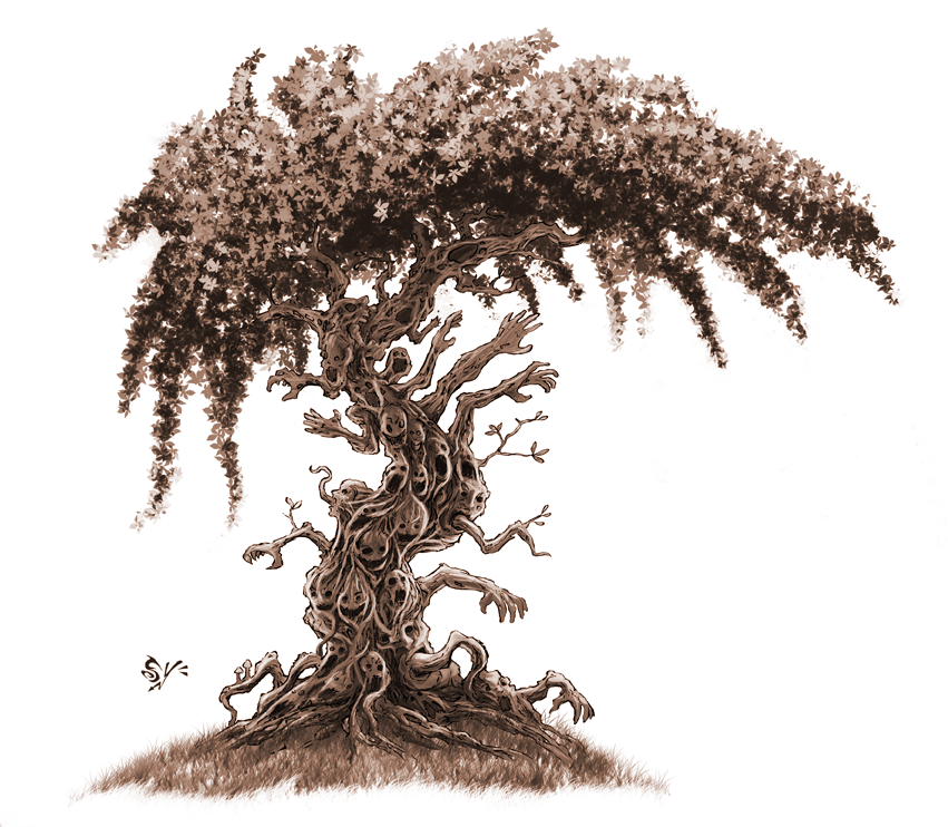 Tree of souls by masstard