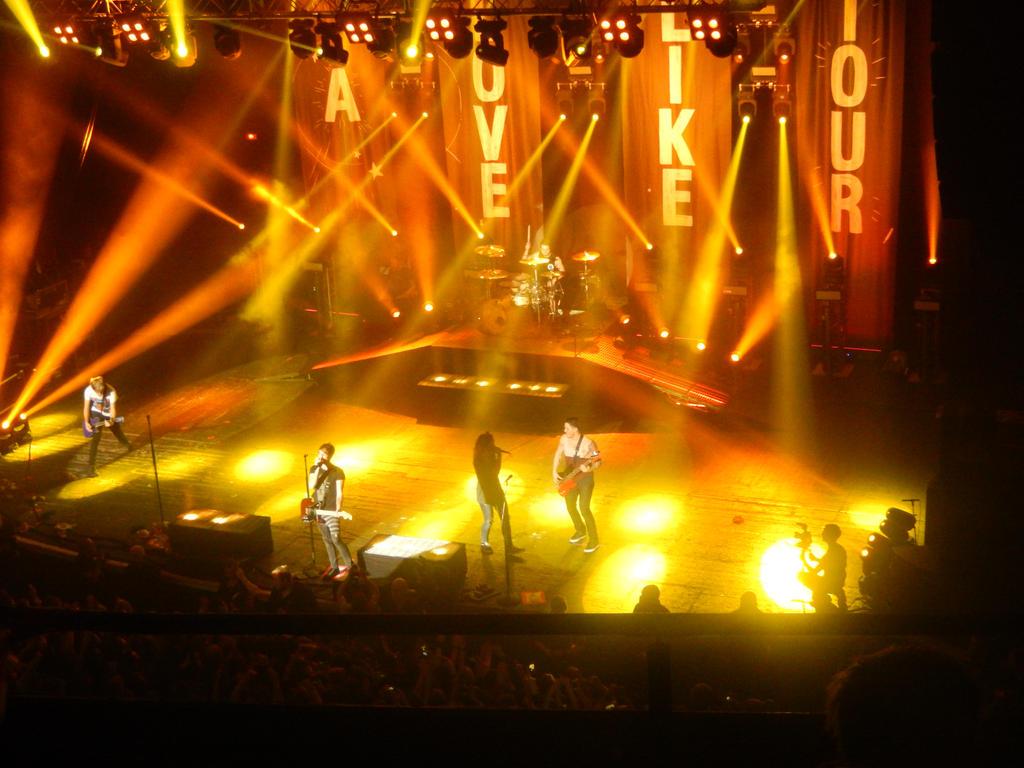 A Love Like Tour by BurnOrImplode