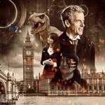 Doctor Who Deep Breath Artwork