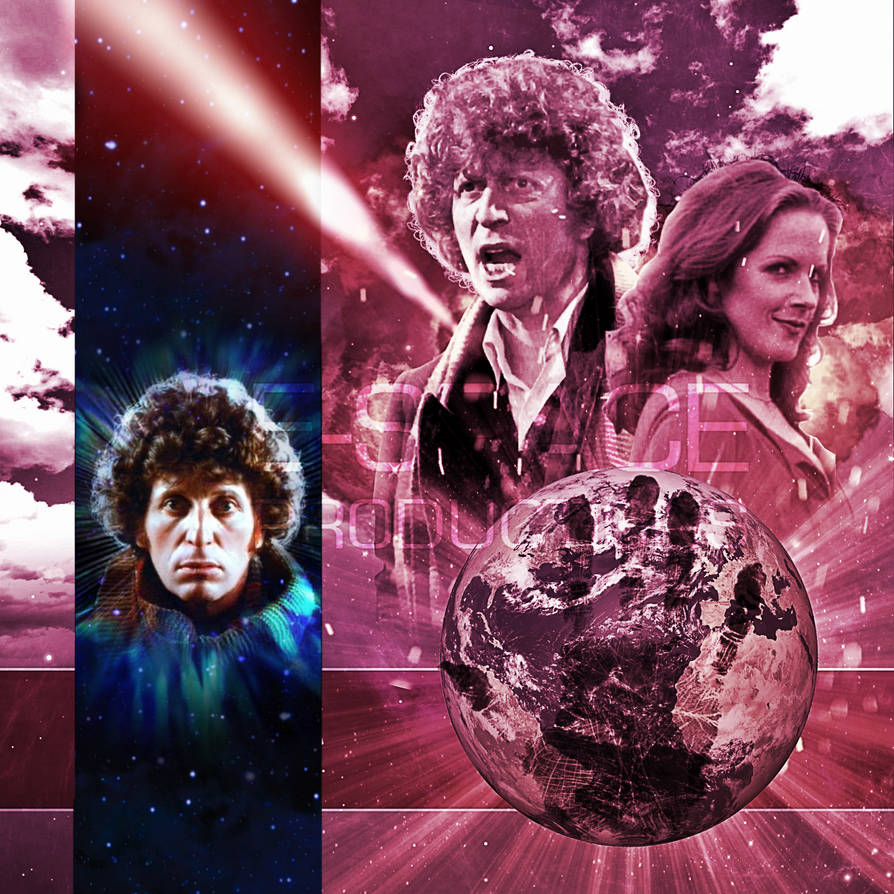 Doctor Who Big Finish Cover Art Mock Up #1 by E-SPACE