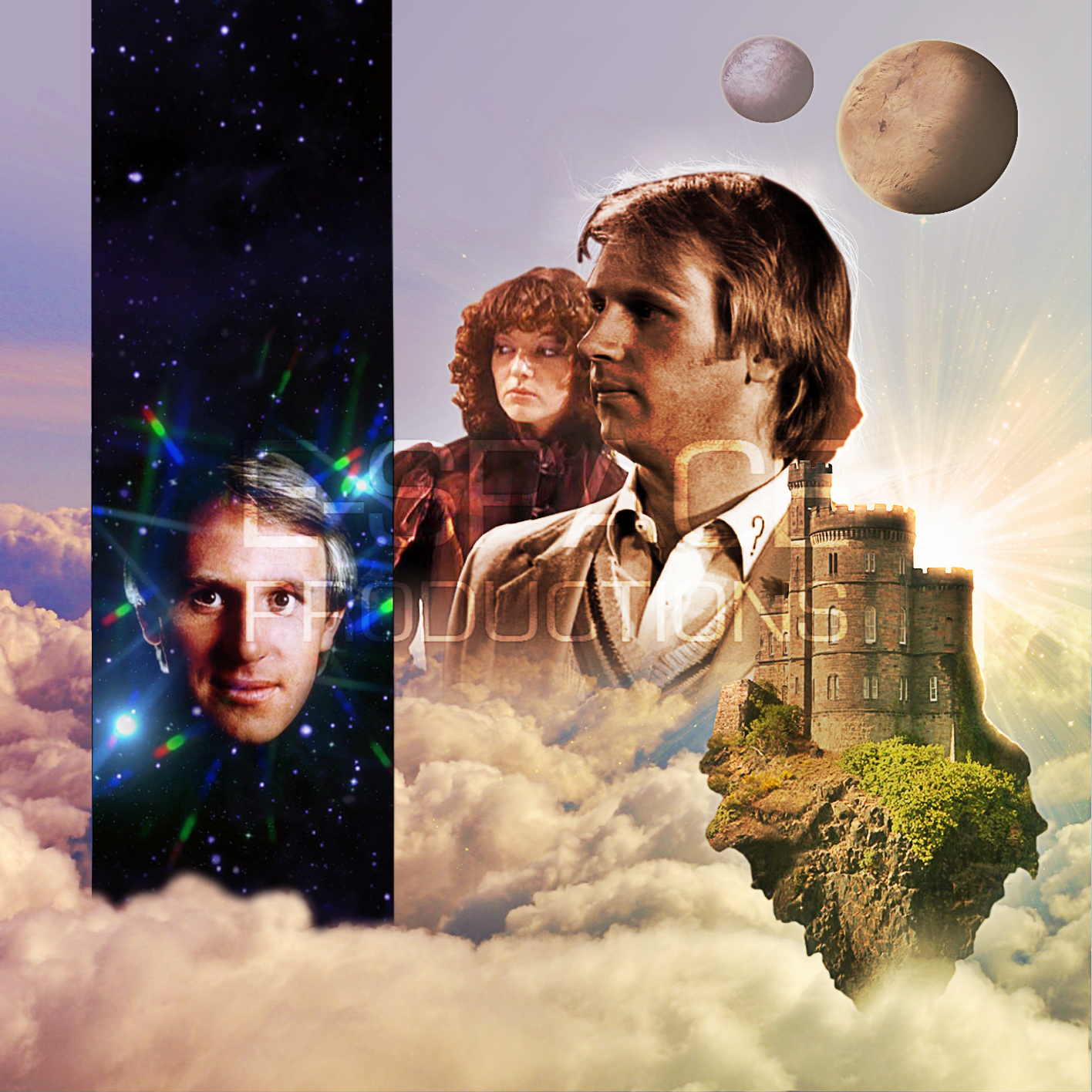 Doctor Who Fallen Angels Alternate Mock Cover by E-SPACE ...
