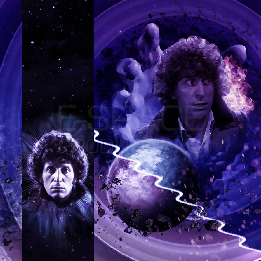 Doctor Who Big Finish Cover Art Mock Up #5 by E-SPACE