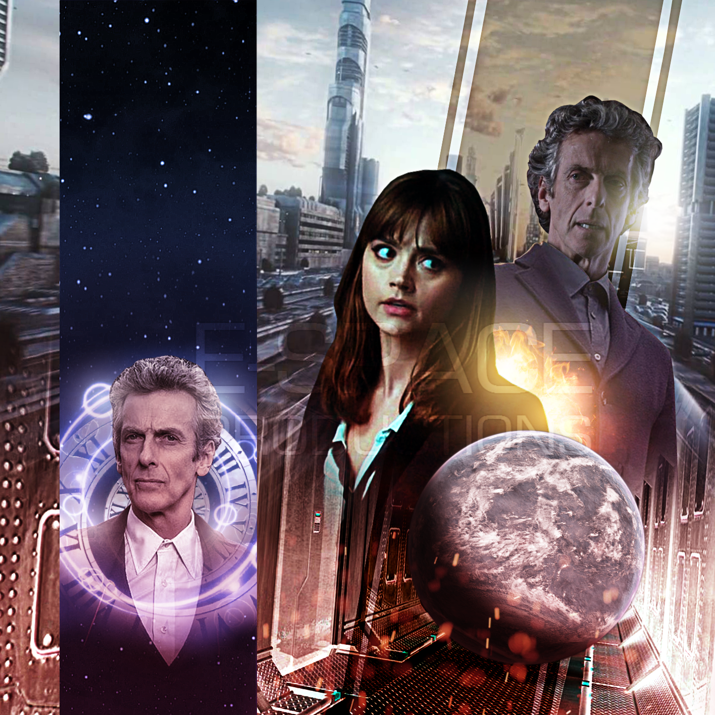 Doctor Who Big Finish Cover Art Mock Up #6 by E-SPACE-Productions ...