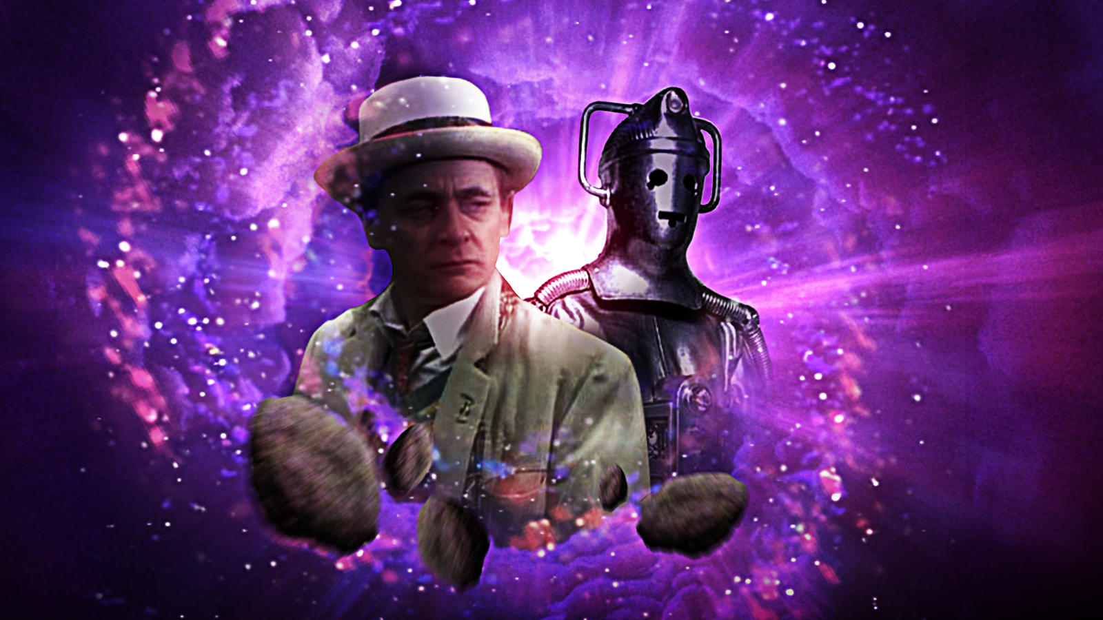 Doctor Who - Illegal Alien Artwork by E-SPACE-Productions