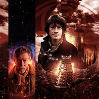 Doctor Who Big Finish Cover Art Mock Up #9 by E-SPACE-Productions