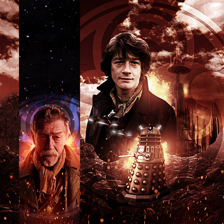 Doctor Who Big Finish Cover Art Mock Up #9 by E-SPACE
