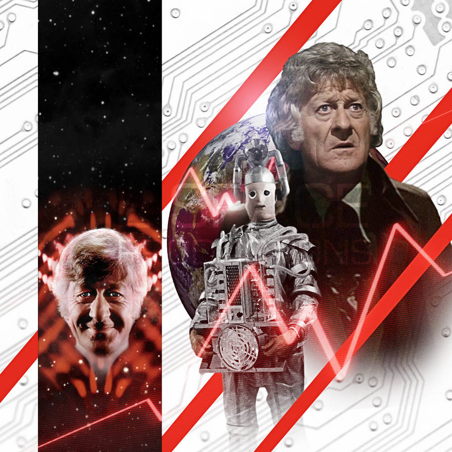 Doctor Who Big Finish Cover Art Mock Up #11 by E-SPACE