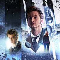 Doctor Who Cold Vengeance Cover Art by E-SPACE-Productions