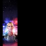 Alternate Ninth Doctor Big Finish Banner V3