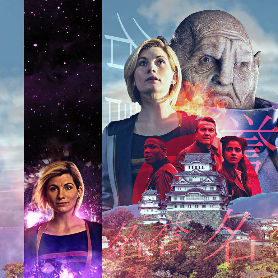 Doctor Who Big Finish Cover Art Mock Up #12 by E-SPACE-Productions