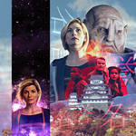 Doctor Who Big Finish Cover Art Mock Up #12