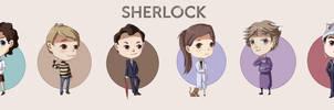 Sherlock!