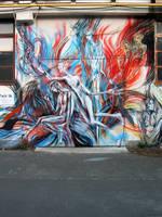 GRAFFITI vs. CANCER 18 by OROL1