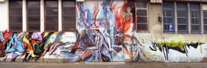 GRAFFITI vs. CANCER 22