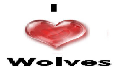 I Love Wolves by TheFallen9911