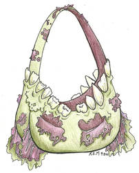 Zombie Mouth Bag
