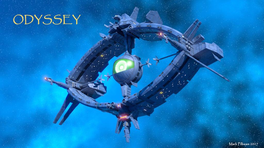 Odyssey by markpilb