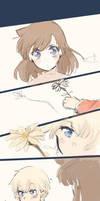 amuro and ran