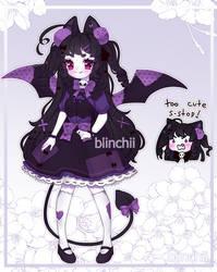 VampGoth Adopt OPEN by Blinchii