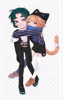 [CM] Hugs! by Blinchii