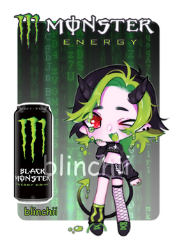 Monster adopt #1 (CLOSE)