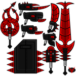 WTTC: Armory, Psionic Weaponry