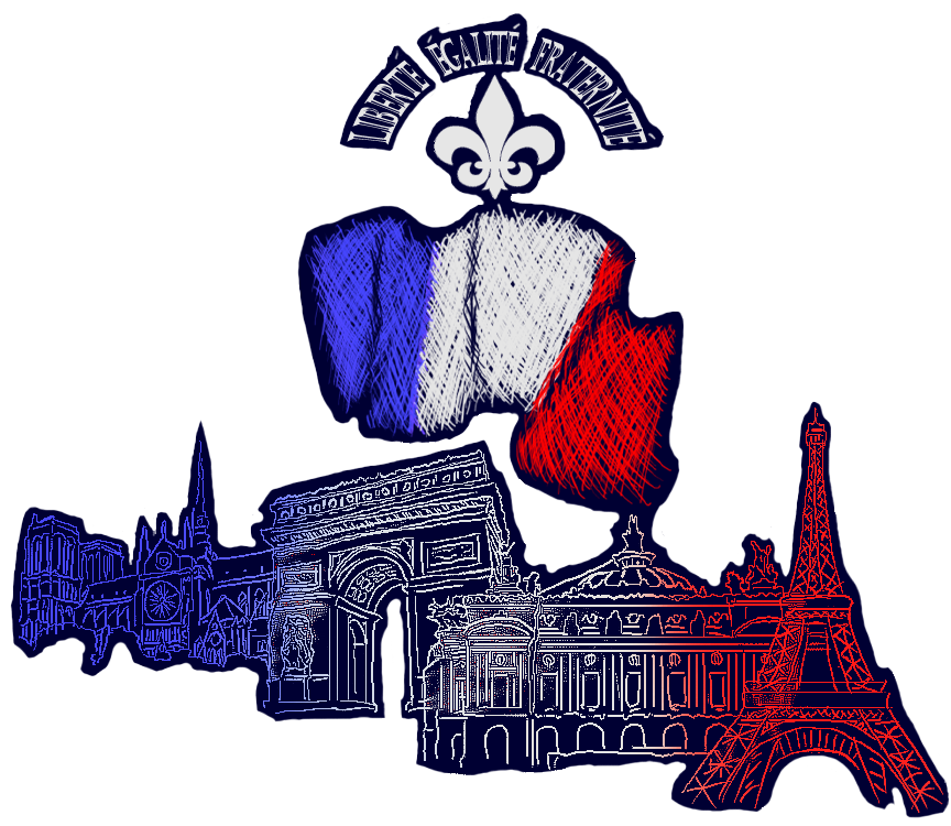 French club t shirt design by scribblesigee on deviantart for French club t shirt