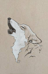 Fauna Focus - Holiday Art Trade - Wolf