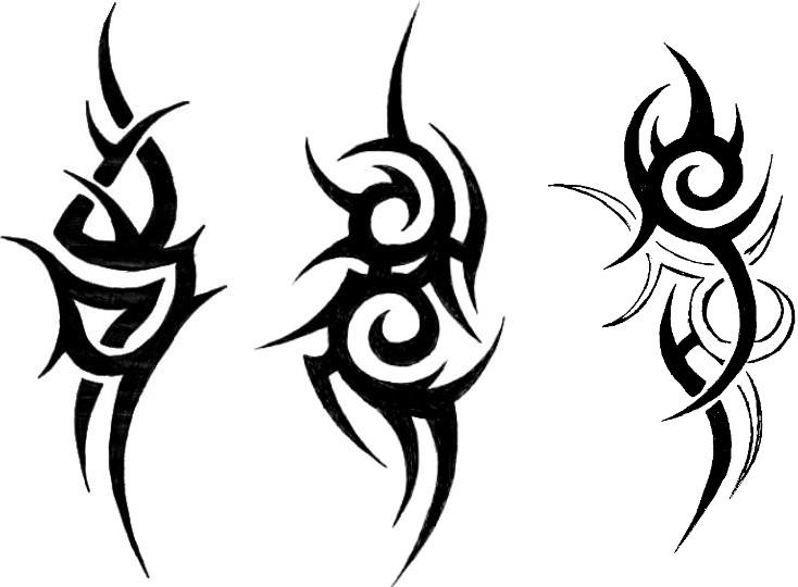 tribal spikes tattoo tribals by jorgejompula on deviantart. Black Bedroom Furniture Sets. Home Design Ideas