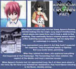 KC Fact - Lucy's Backstory