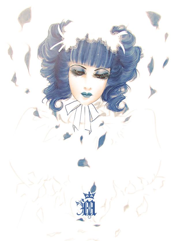 Mana - Gardenia by m-aruka