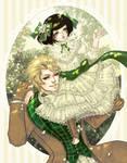 Sieglinde and Wolfram