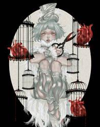 Beware the Bird - I by m-aruka