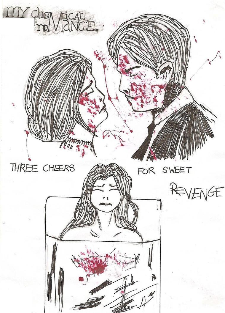 Three Cheers For Sweet Revenge by CrazyAndMe on DeviantArt